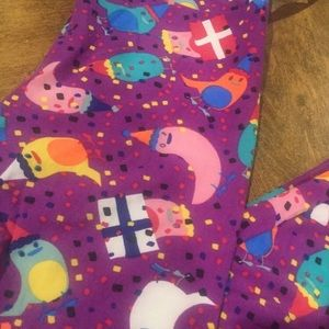 OS Lularoe Birthday Leggings!